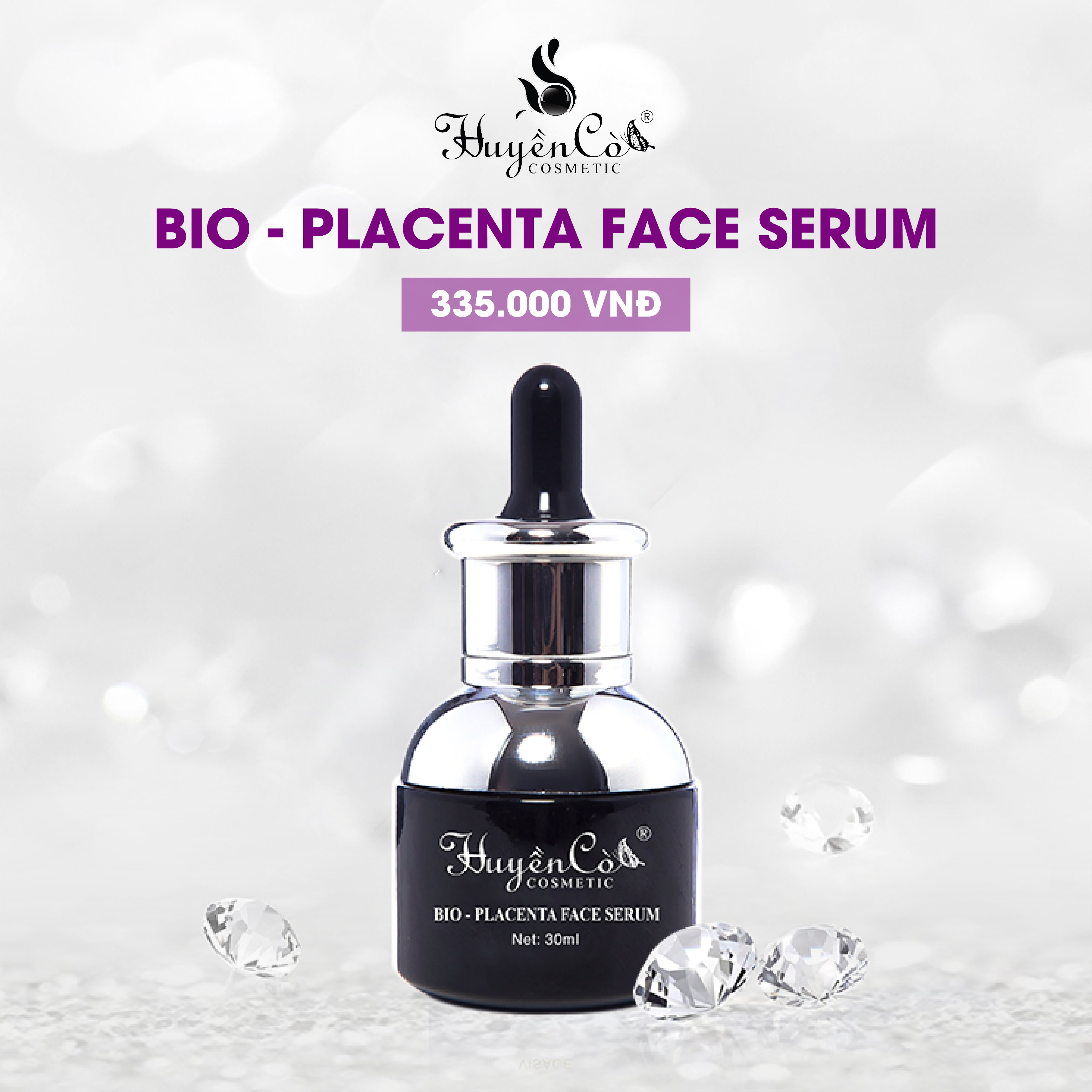 BIO-PLACENTA FACE SERUM