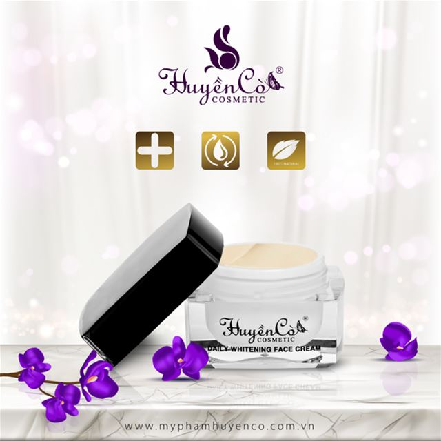 DAILY WHITENING FACE CREAM
